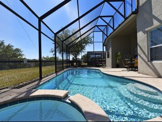 2 Miles to Disney World. 6 BR with Private Pool & Spa. Fireworks Views #1