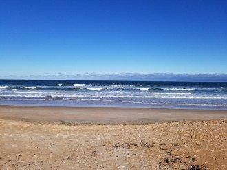 Ocean Beach Near Low Tide (View from Ocean Deck)