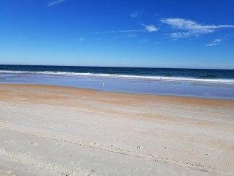 Ocean Beach at Low Tide(view from Ocean Deck)