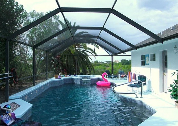 The Floridian : Ultra Luxuary 5BR Pool Home, 2 Master Suites, Sleeps 12! #5