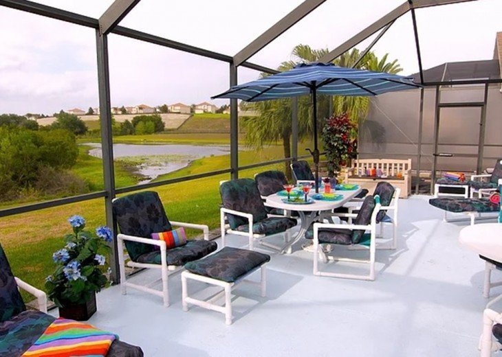 The Floridian : Ultra Luxuary 5BR Pool Home, 2 Master Suites, Sleeps 12! #2