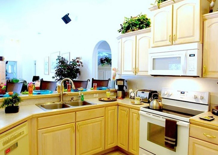 The Floridian : Ultra Luxuary 5BR Pool Home, 2 Master Suites, Sleeps 12! #8