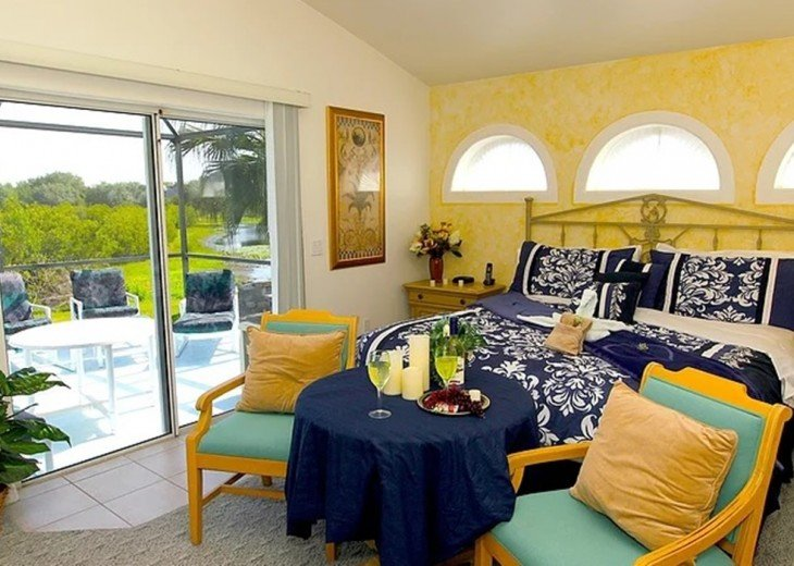 The Floridian : Ultra Luxuary 5BR Pool Home, 2 Master Suites, Sleeps 12! #18