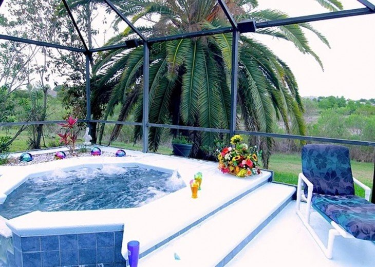 The Floridian : Ultra Luxuary 5BR Pool Home, 2 Master Suites, Sleeps 12! #7