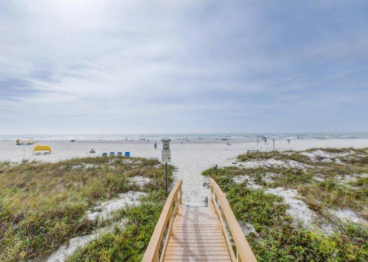 Direct Gulf Front Beach Condo #30