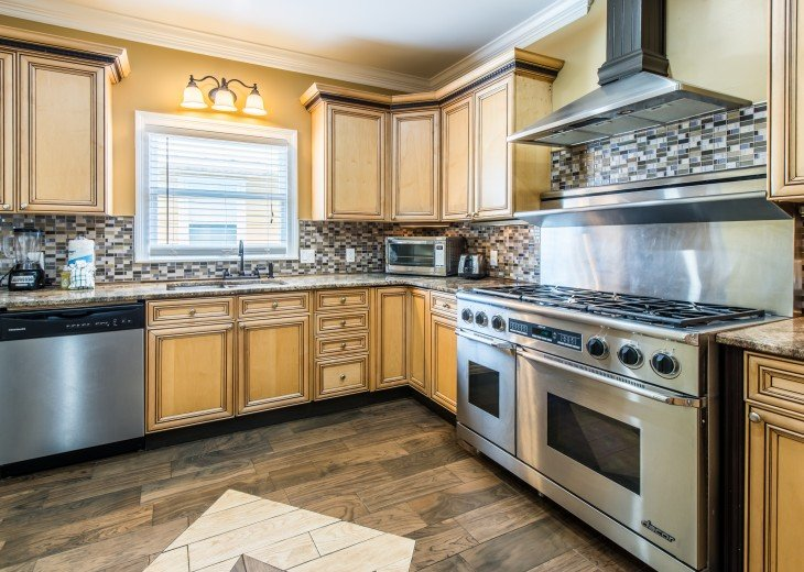 Kitchen - Destin vacation home
