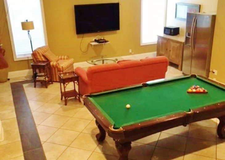 WOW! Room for all. Destin Pearl - 8bd/7ba Large Priv Pool/Spa/Gulf View-Golfcart #33