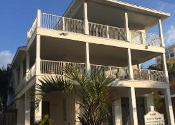 WOW! Room for all. Destin Pearl - 8bd/7ba Large Priv Pool/Spa/Gulf View-Golfcart #3