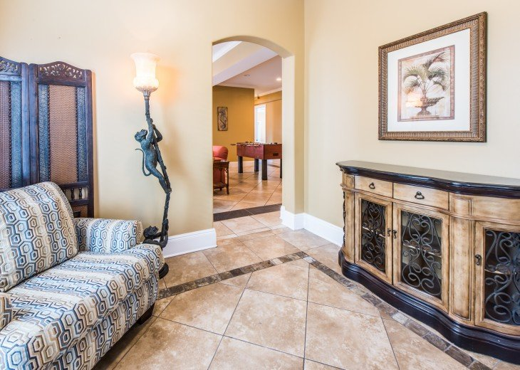 WOW! Room for all. Destin Pearl - 8bd/7ba Large Priv Pool/Spa/Gulf View-Golfcart #16