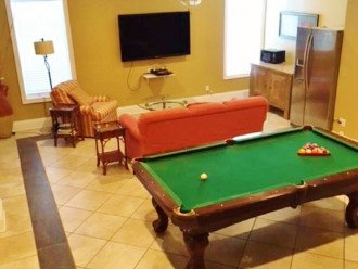 WOW! Room for all. Destin Pearl - 8bd/7ba Large Priv Pool/Spa/Gulf View-Golfcart #1