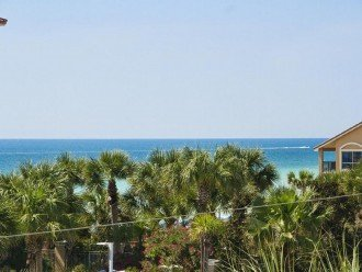 Awesome Gulf of Mexico views at this Destin vacation home