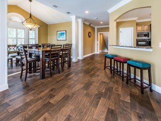 Dinning area - Destin vacation home