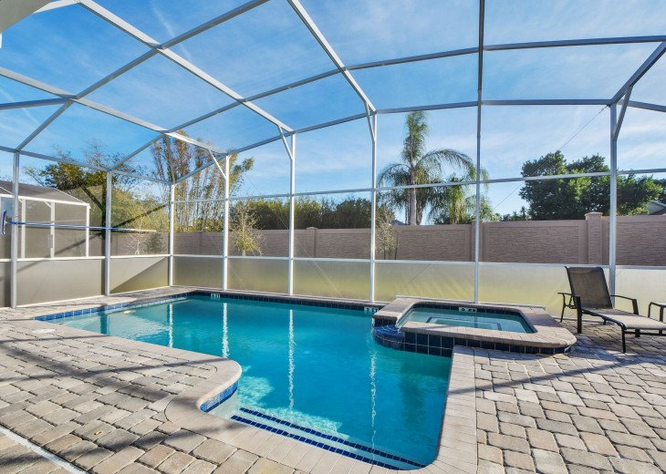 Stay in This Gorgeous Private Pool Home in Champions Gate Resort #24