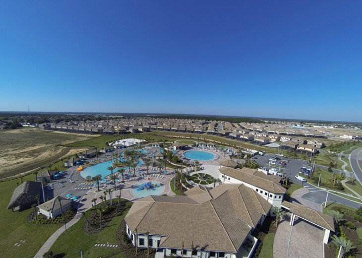 Stay in This Gorgeous Private Pool Home in Champions Gate Resort #32