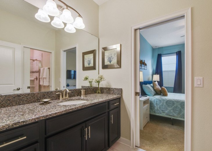 Stay in This Gorgeous Private Pool Home in Champions Gate Resort #13