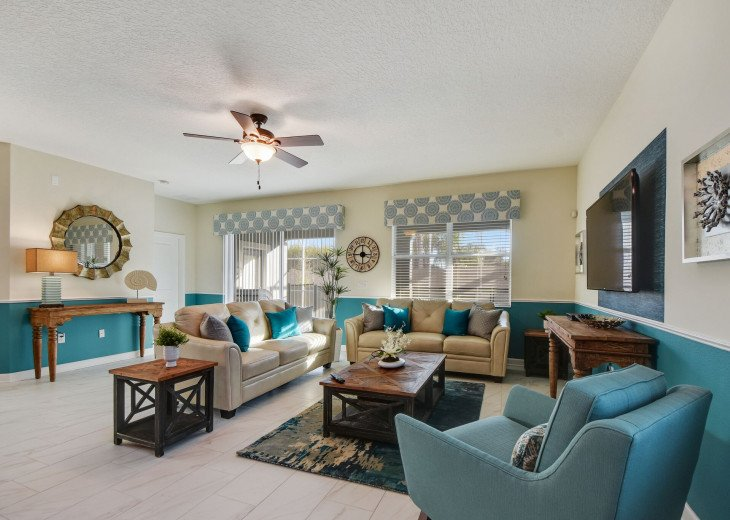 Stay in This Gorgeous Private Pool Home in Champions Gate Resort #4