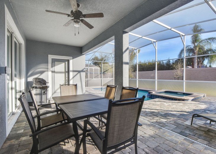 Stay in This Gorgeous Private Pool Home in Champions Gate Resort #23