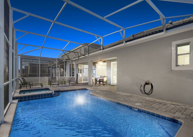 Stay in This Gorgeous Private Pool Home in Champions Gate Resort #26