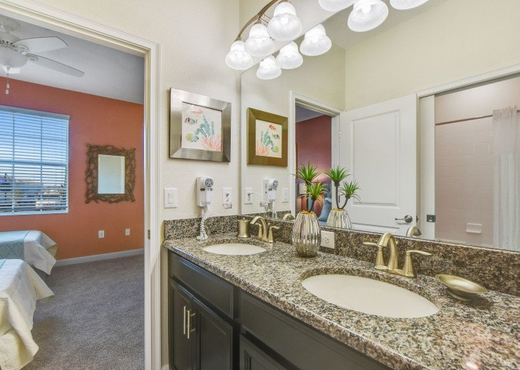Stay in This Gorgeous Private Pool Home in Champions Gate Resort #16
