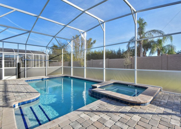 Stay in This Gorgeous Private Pool Home in Champions Gate Resort #25