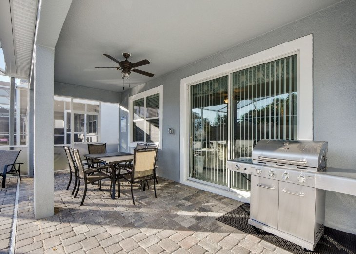 Stay in This Gorgeous Private Pool Home in Champions Gate Resort #22