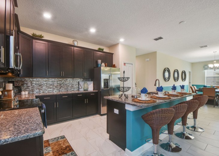 Stay in This Gorgeous Private Pool Home in Champions Gate Resort #2