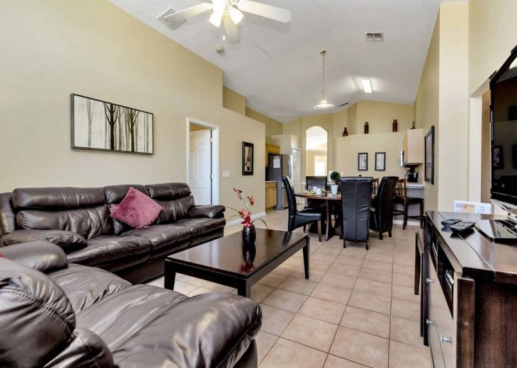 5 Br vacation home in Aviana with no rear neighbors! Near to Disney! #6