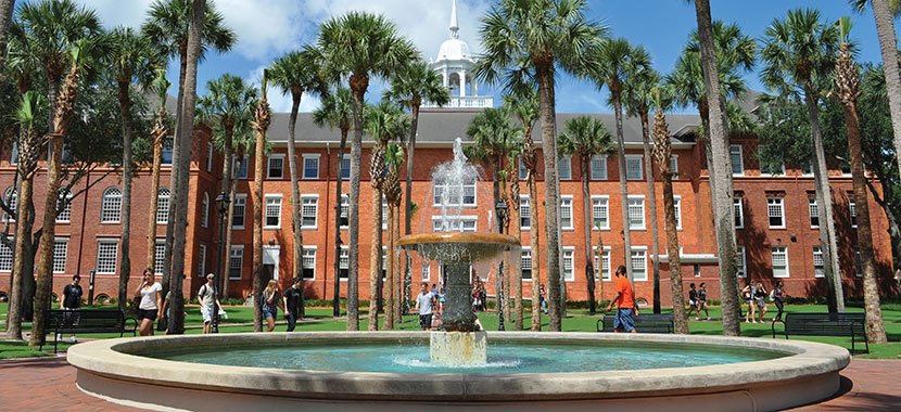 University Of South Florida Campus Tour